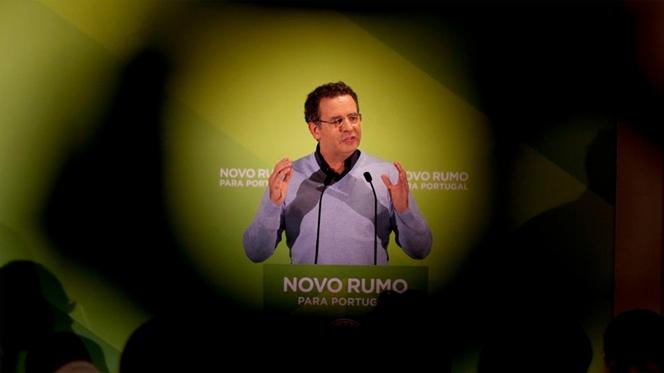 """Seguro ataca a """"corte de iluminados"""" de Lisboa"""