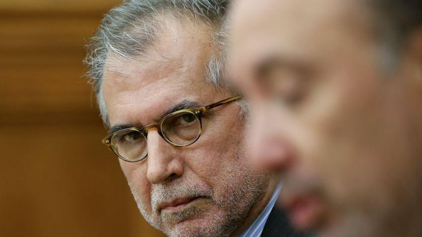 António Domingues, o novo presidente da Caixa. Foto: Lusa
