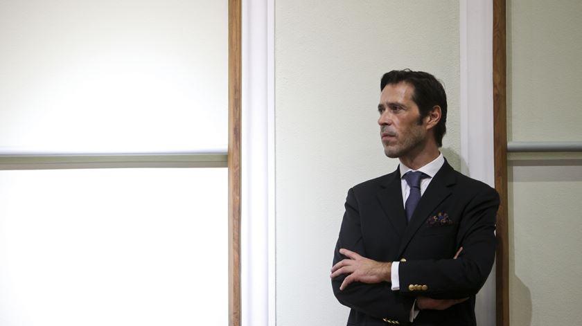 António Filipe Pimentel, director do MNAA. Foto: Lusa