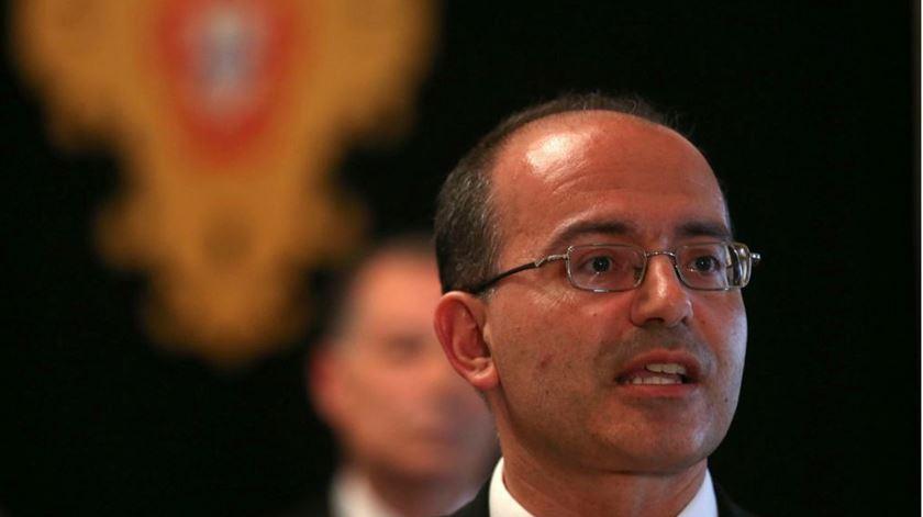 António Ventinhas diz que é preciso reforçar cooperação internacional. Foto. Lusa