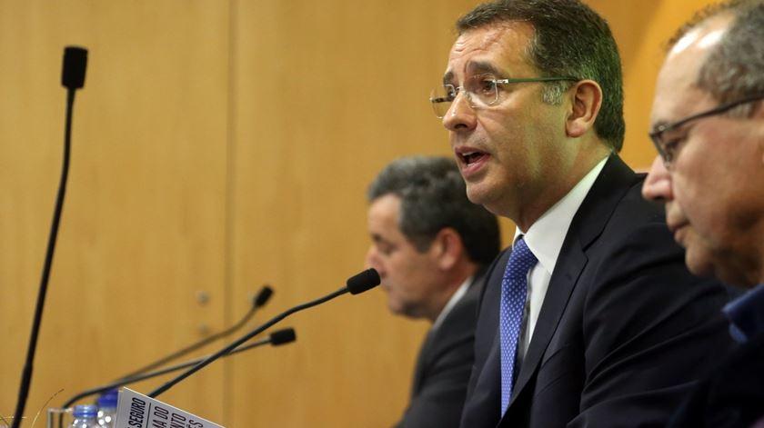 António José Seguro. Foto: Manuel de Almeida/Lusa