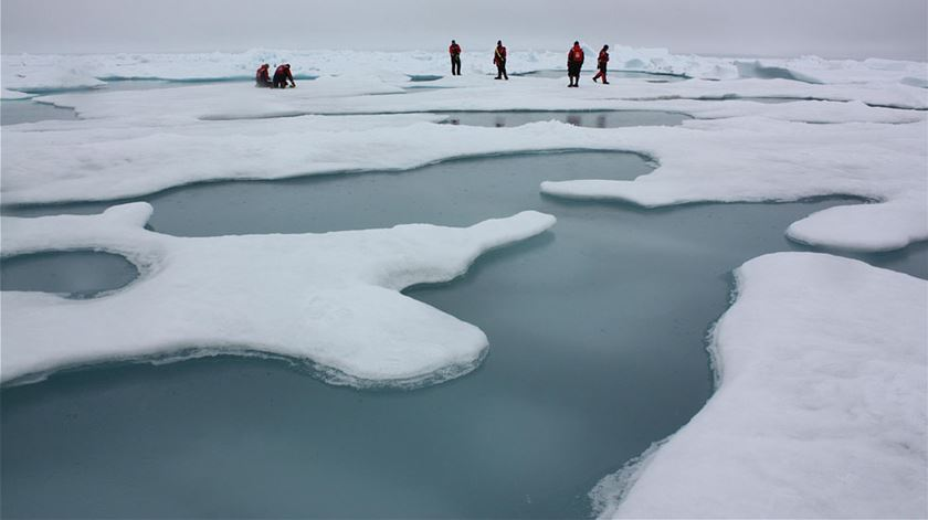 Investigadores defendem antecipação das metas de limitação do aquecimento global