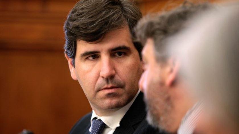 Artur Trindade, secretário de Estado da Energia no Governo PSD/CDS. Foto: Lusa