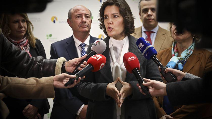 CDS propõe aumento de 4% nas verbas para as IPSS