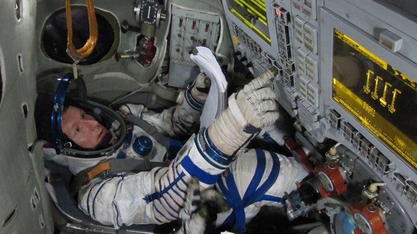 Agência Espacial Europeia procura astronautas para fazer história