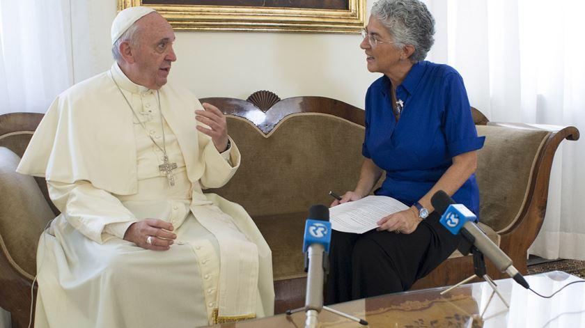 """Papa Francisco: """"Muitas vezes me pergunto como será a minha cruz"""""""