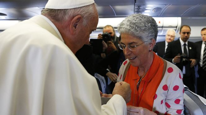 Papa Francisco dá entrevista à Renascença