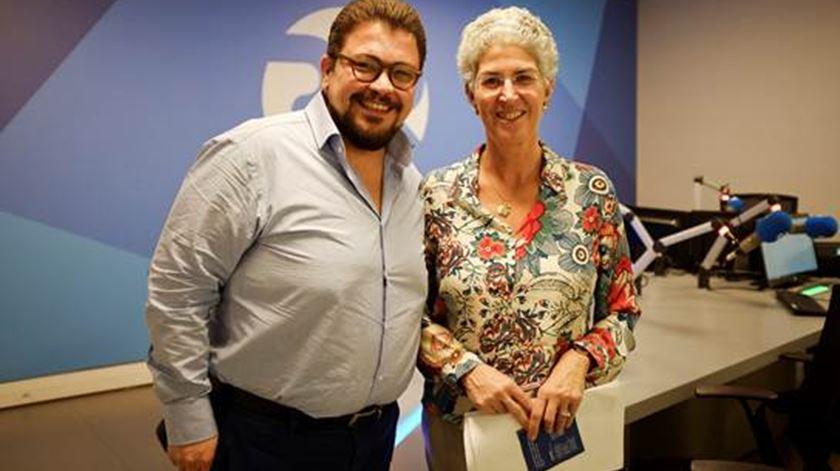 Aura Miguel convida (13/11/16) - Ricardo Ribeiro