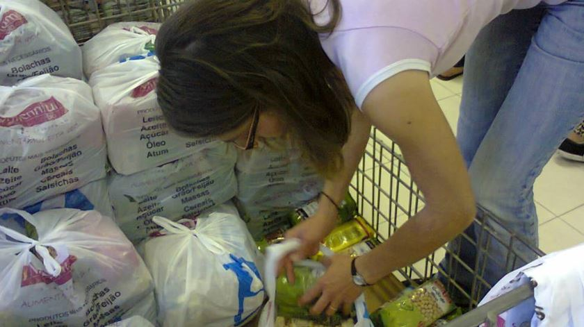 Mais de dois mil supermercados em Banco Alimentar este fim de semana