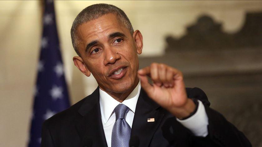 "Rasgar acordo nuclear é ""erro grave"", diz Obama"