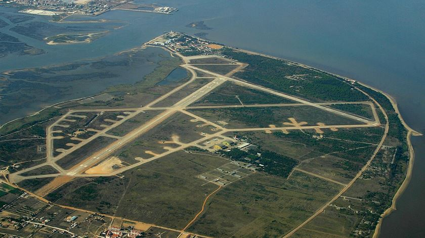 Image result for Aeroporto Montijo