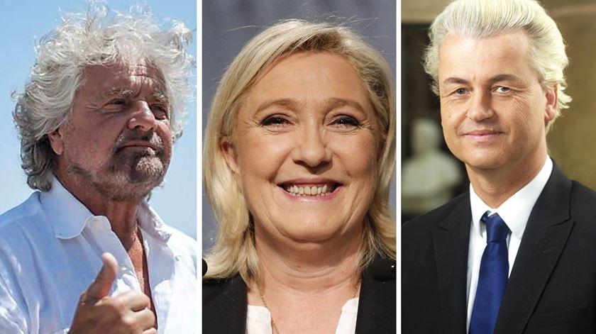 """Os populismos são sintomas de uma Europa """"desintegrada"""""""