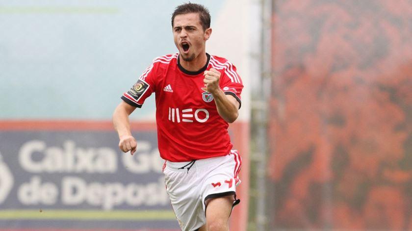Bernardo Silva passou quase uma década nas águias. Foto: Benfica
