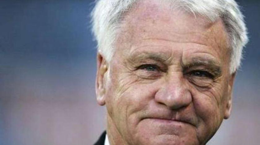 Sir Bobby Robson, um dos melhores de sempre. Foto: DR