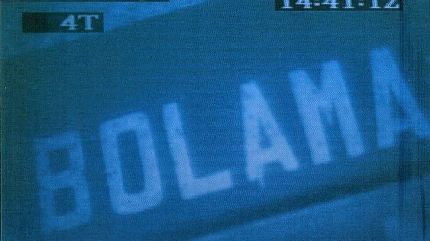 O Bolama afundou-se em Dezembro de 1991. Razão é ainda um mistério. Foto: DR