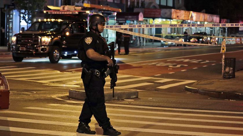 Pela primeira vez em 25 anos, Nova Iorque teve um fim de semana sem homicídios