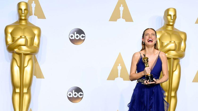 """A atriz Brie Larson, que ganhou o Óscar de melhor atriz em 2016 com o filme """"Room"""", vai interpretar a nova figura da Marvel."""