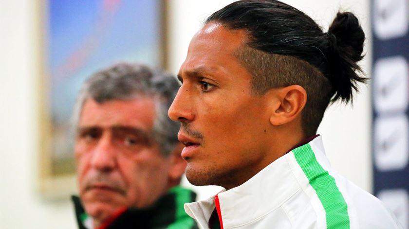 Bruno Alves mantém esperança de regressar à seleção. É o melhor da Europa no jogo aéreo