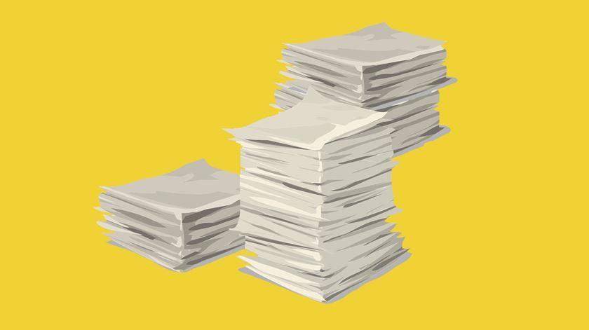 Quarta edição do Simplex promete menos papel nas nossas vidas. Ilustração: Freepik