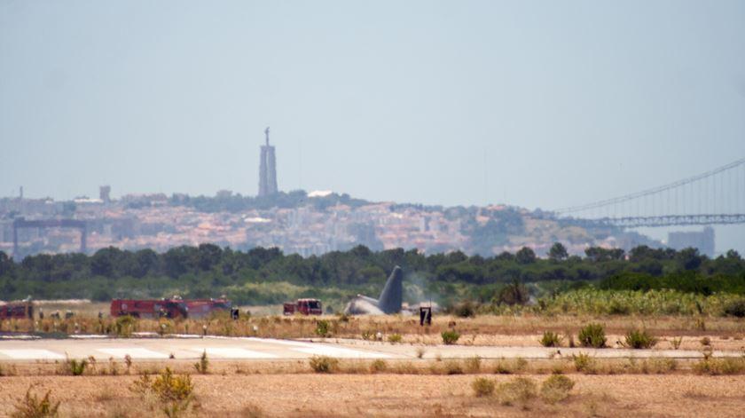 """Segue-se o """"início da obra"""". Governo satisfeito com declaração ambiental sobre Aeroporto do Montijo"""