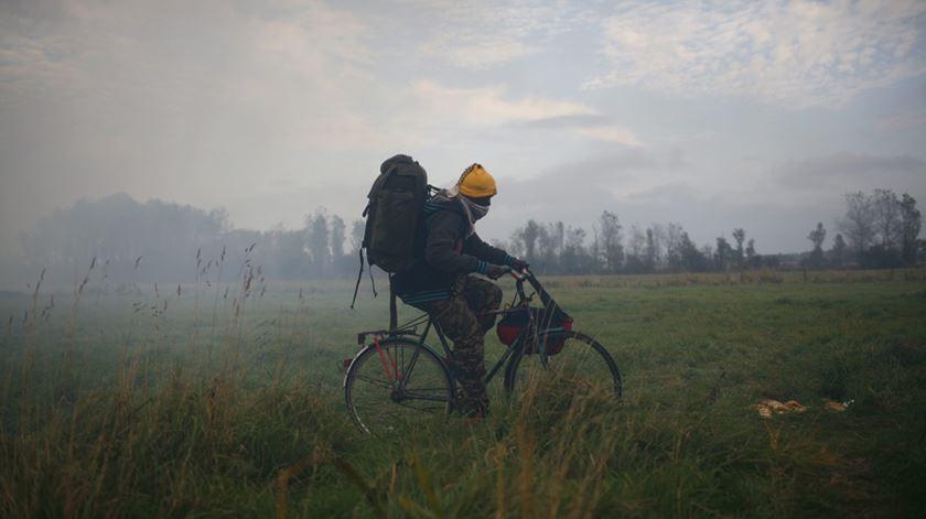 """O fim da """"Selva"""" de Calais"""
