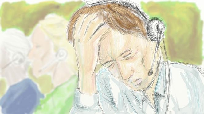 """Vendas agressivas, pressão e contratos de um dia. O lado negro dos """"call centers"""""""