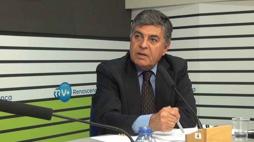 O presidente da CAP, João Machado. Foto: RR