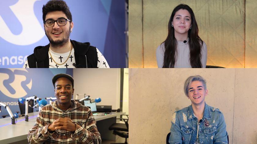 Estes são alguns dos maiores YouTubers portugueses