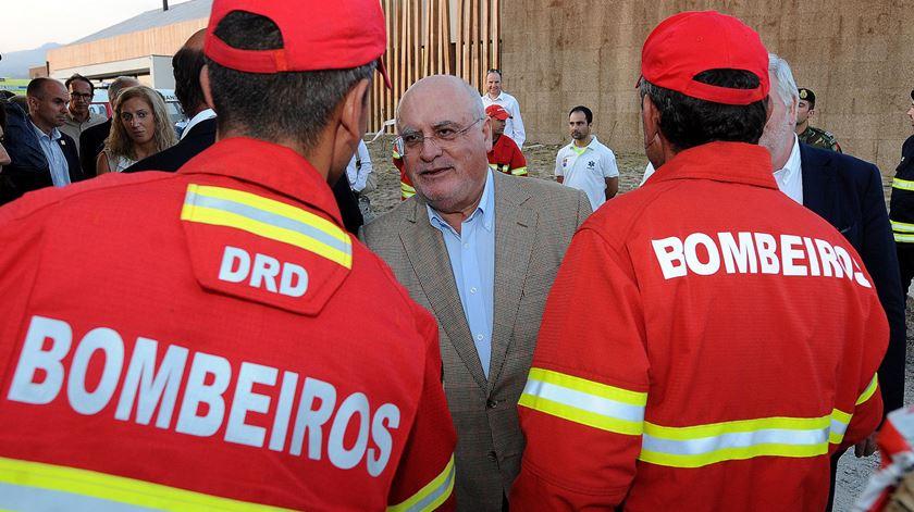 Capoulas Santos esteve em Arcos de Valdevez. Foto: Arménio Belo/Lusa