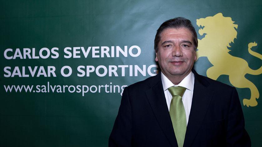 """Severino apela a Varandas: """"Sporting tem de estar nos centros de decisão"""""""