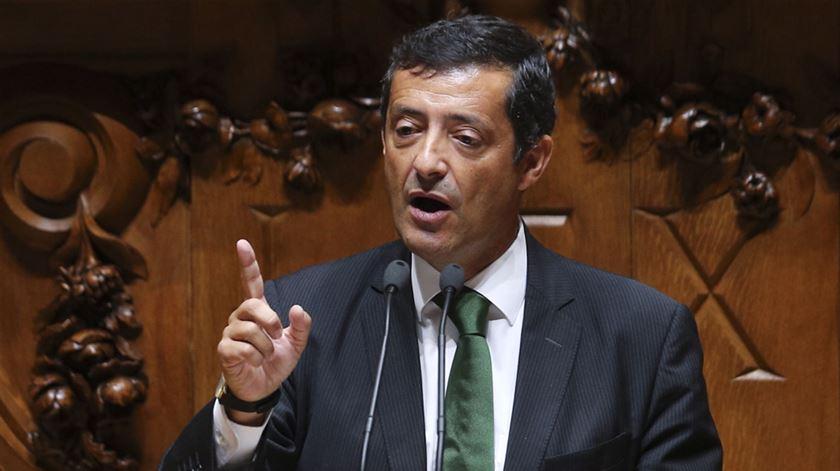 Carlos Zorrinho, eurodeputado em directo no Carla Rocha Manhã da Renascença sobre armazém de resíduos nucleares em Almaraz (12/01/2017)