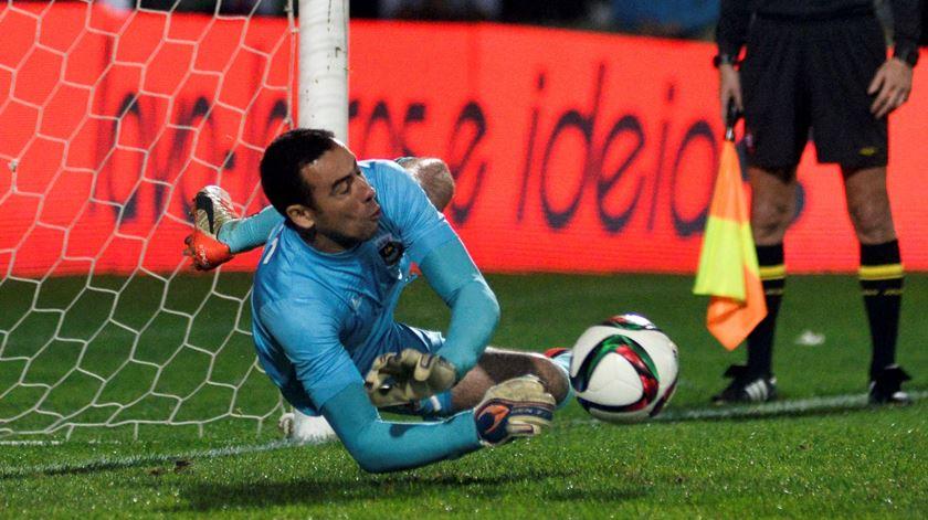 Cássio é um dos jogadores em causa. Foto: Rui Minderico/Lusa