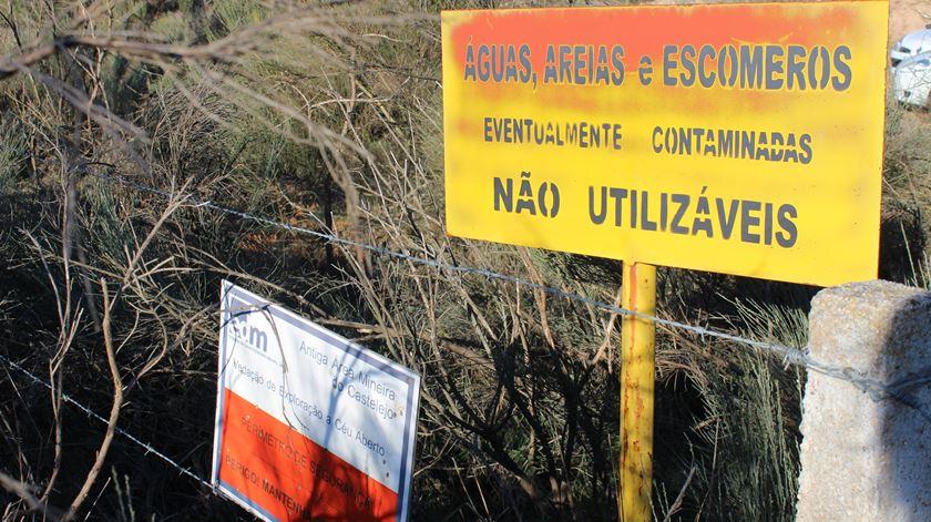 Portugal atrasado na requalificação de minas radioactivas
