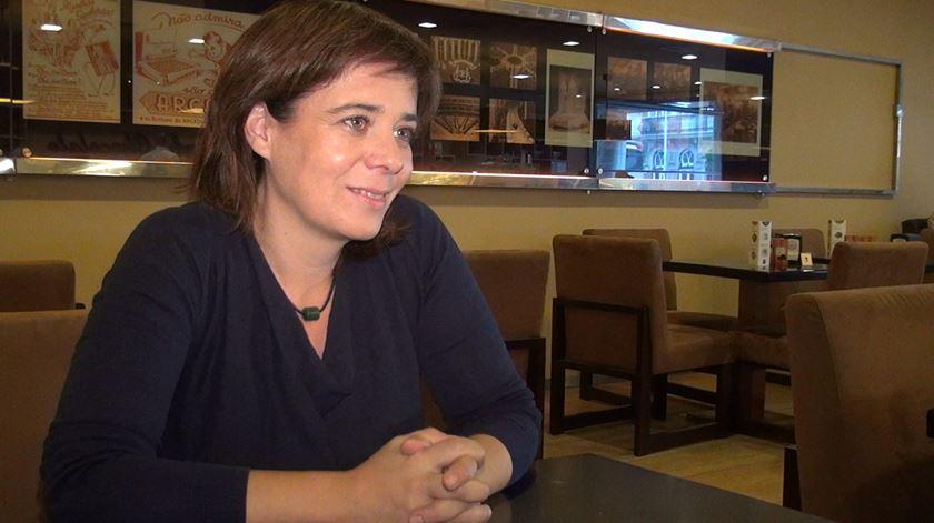 """Catarina Martins à Renascença. Bloco disponível para criar com PS """"Governo que salve Portugal"""""""