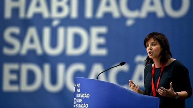 Termina liderança bicéfala no Bloco. Catarina Martins lidera órgão com seis coordenadores