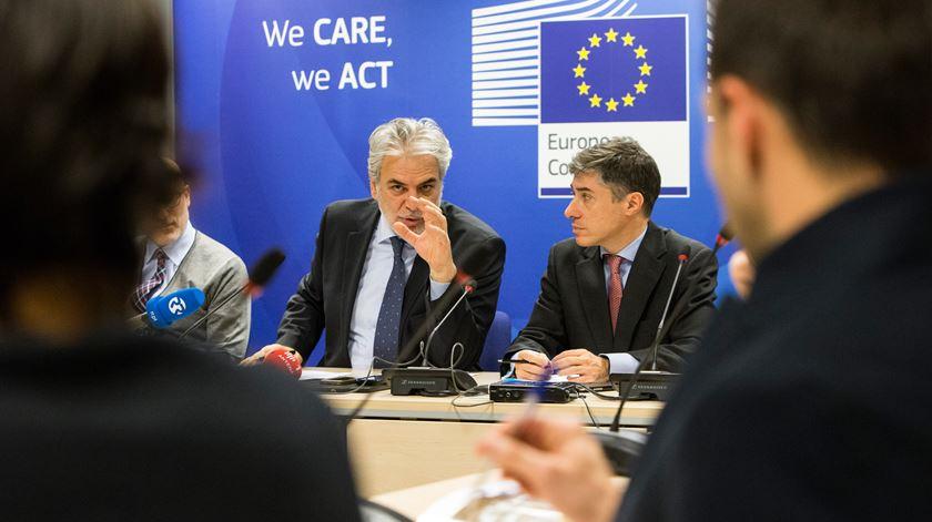 Christos Stylianides, comissário para Ajuda Humanitária e Gestão de Crises. Foto: União Europeia 2017