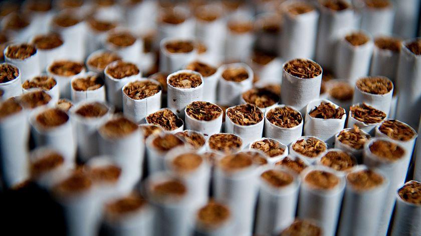 Mais de 400 quilos de tabaco apreendidos em fiscalização rodoviária em Lisboa
