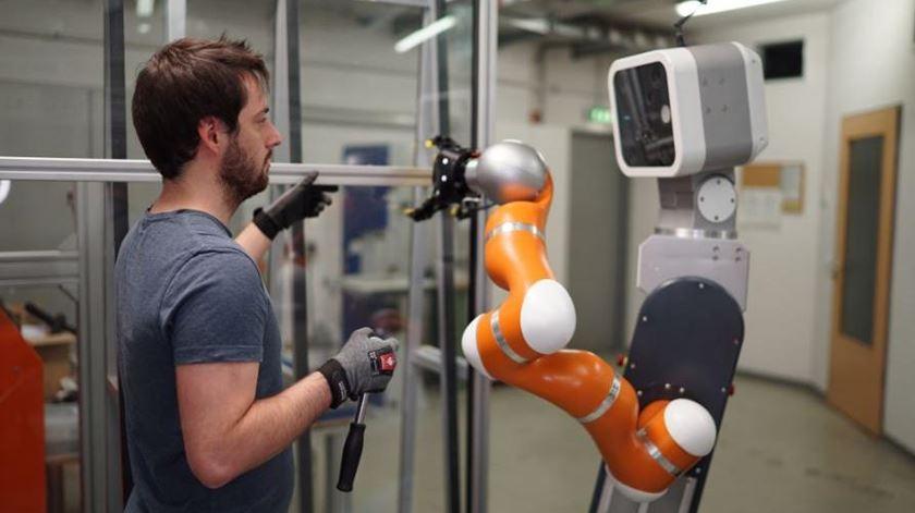 Europa unida na robótica