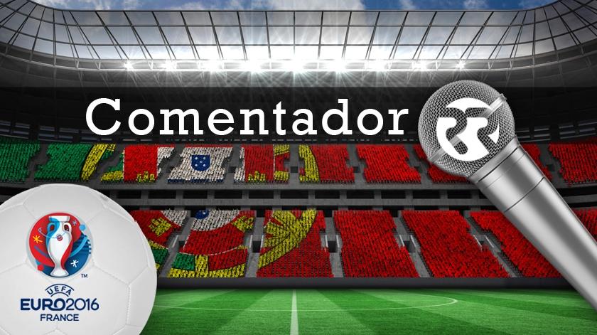 A Selecção Portuguesa já está no Campeonato Europeu de França. E a rádio  tem 3 novos comentadores Renascença na Bola Branca! 6494603d65547