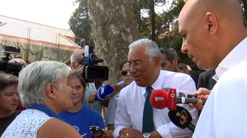 """Prioridade de Costa é devolver à Madeira imagem de """"destino de excelência"""""""