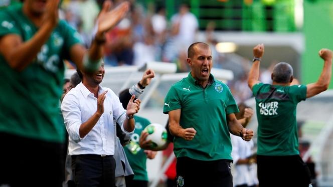 Sporting 5-1 Arouca (Final)