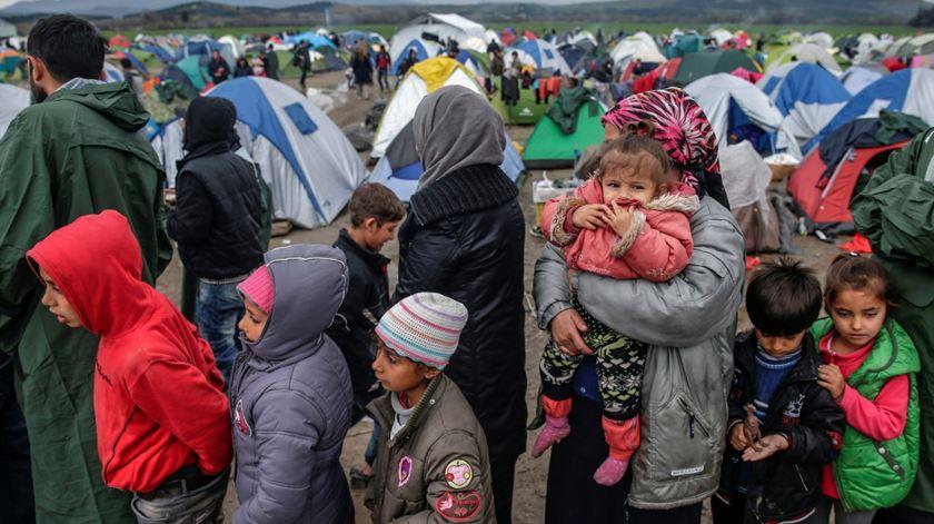 """""""Os refugiados continuam extremamente vulneráveis"""", alerta plataforma portuguesa"""
