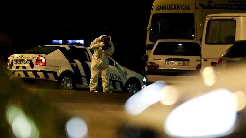 Mulher assassinada em Leiria, suspeito detido depois de despiste. É a 31.ª vítima de violência doméstica em 2019