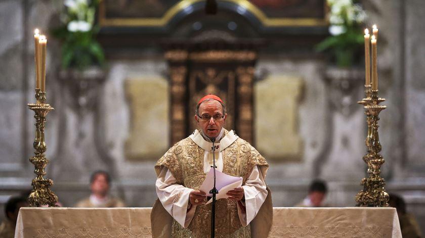 """Cardeal Patriarca. """"Esvaziemo-nos de nós para que os outros caibam"""""""