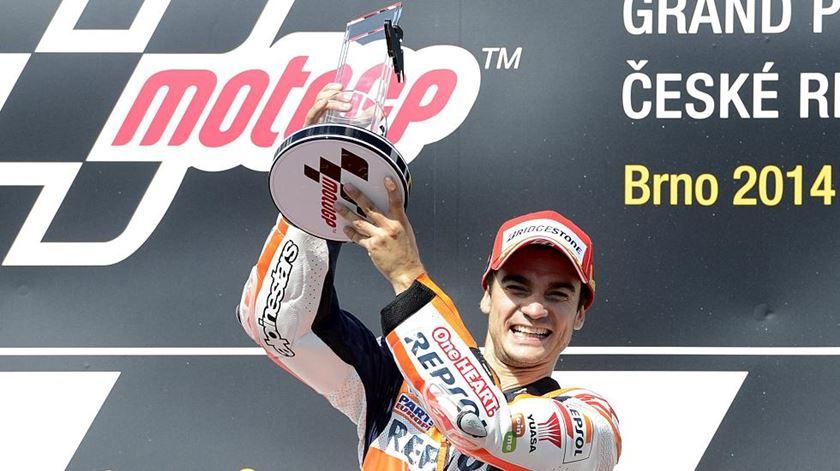 Dani Pedrosa despde-se do Moto GP. Foto: DR