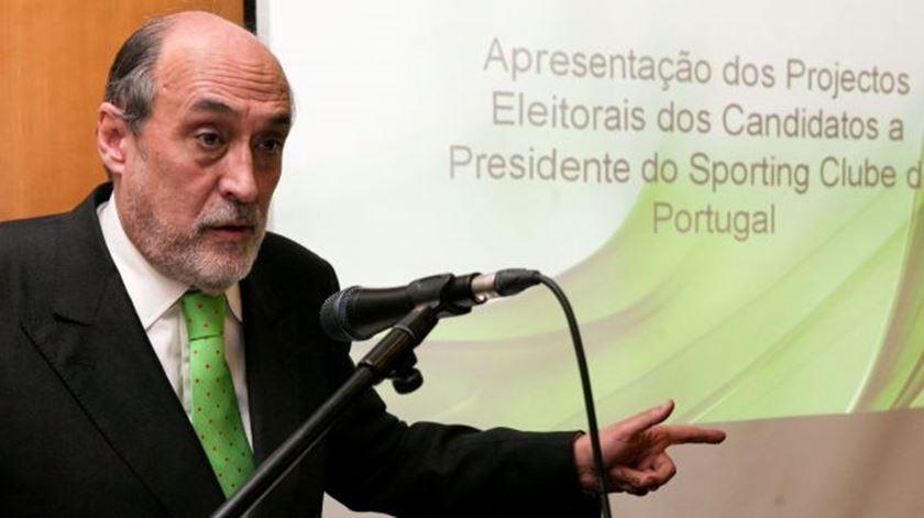 Dias Ferreira volta a candidatar-se, sete anos depois. Foto: Lusa