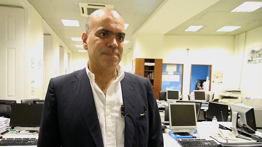 """Coligação """"em condições de gerar um governo para Portugal"""", diz Diogo Feio"""
