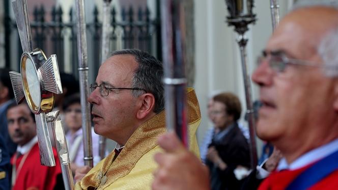 Patriarca destaca importância da presença de Deus em cada um