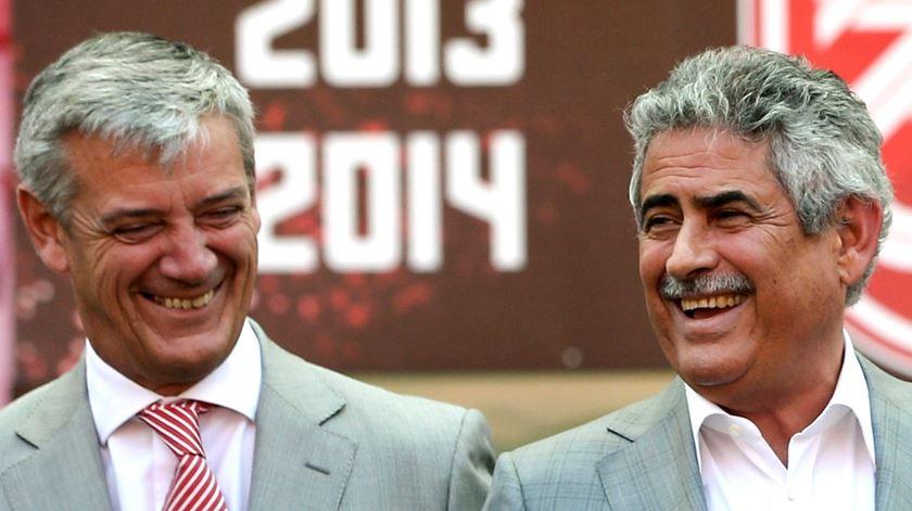 """""""E-toupeira"""". Domingos Soares de Oliveira acredita que Benfica SAD não irá a tribunal"""