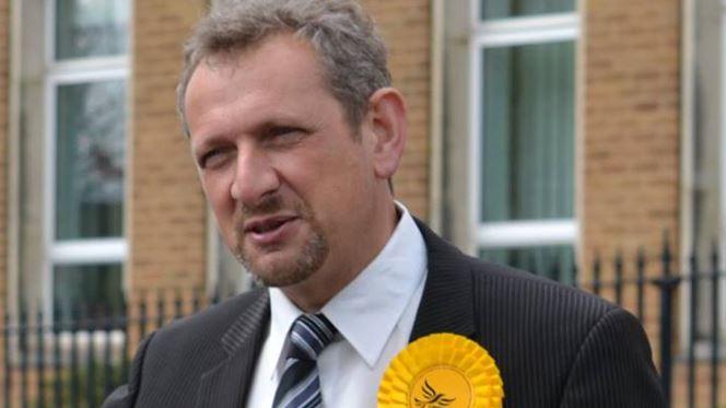Ed Gonçalves pode ser o primeiro deputado português no Reino Unido